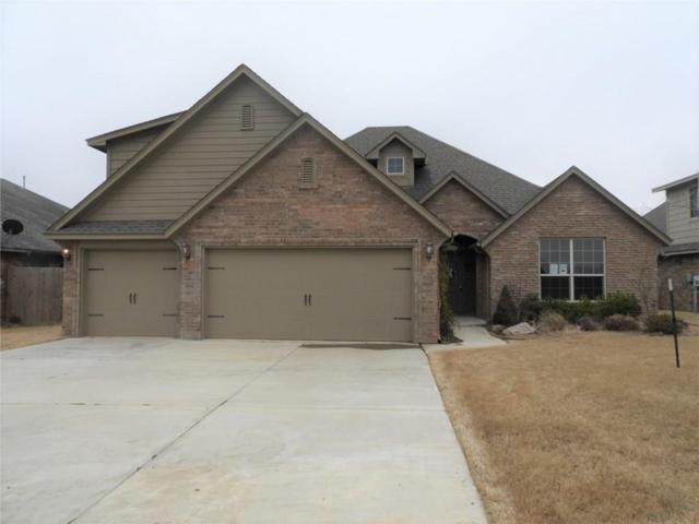 3225 San Juan Trail, Moore, OK 73160 (MLS #855233) :: Homestead & Co