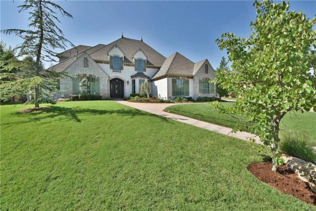 332 Heritage Boulevard, Edmond, OK 73025 (MLS #855266) :: Homestead & Co