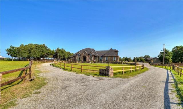 45288 Benson Park Road, Shawnee, OK 74801 (MLS #855282) :: Homestead & Co