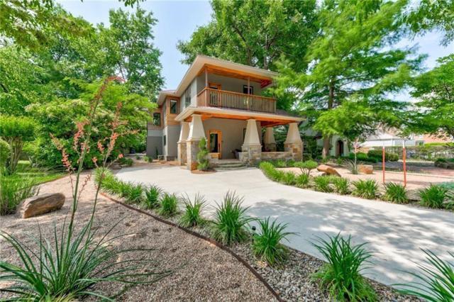 424 Macy Street, Norman, OK 73071 (MLS #855408) :: KING Real Estate Group
