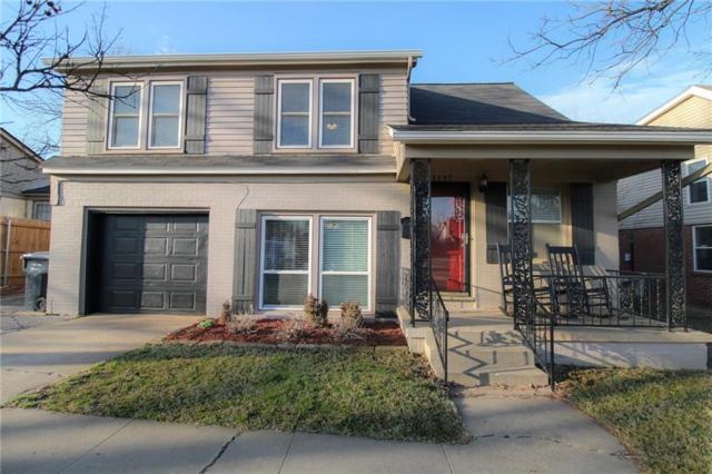1117 W Wilshire Boulevard, Oklahoma City, OK 73116 (MLS #855414) :: Homestead & Co