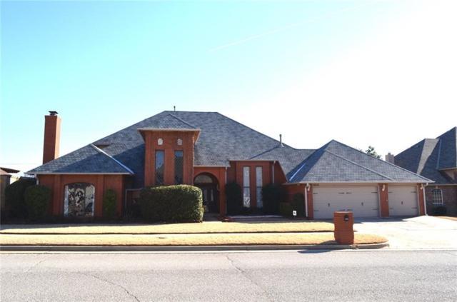 4124 NW 143rd Street, Oklahoma City, OK 73134 (MLS #855422) :: Homestead & Co