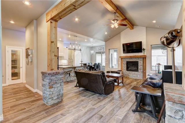 1801 W Trout Way, Mustang, OK 73064 (MLS #855455) :: Homestead & Co