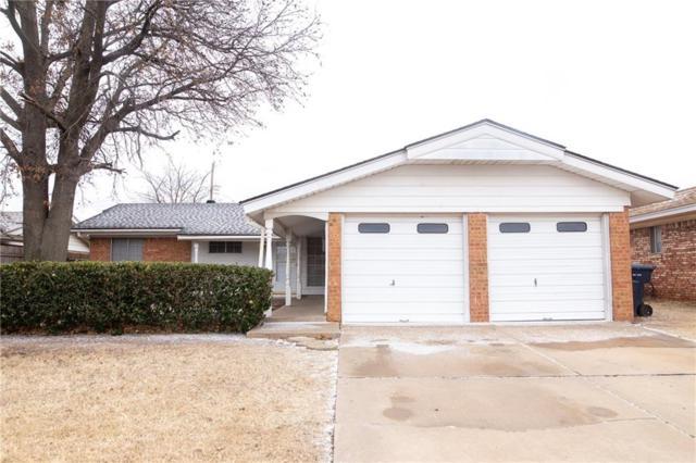 2616 SW 69th Street, Oklahoma City, OK 73159 (MLS #855492) :: Homestead & Co