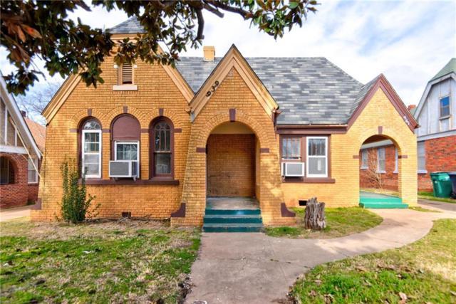 939 East Drive, Oklahoma City, OK 73105 (MLS #855529) :: Homestead & Co