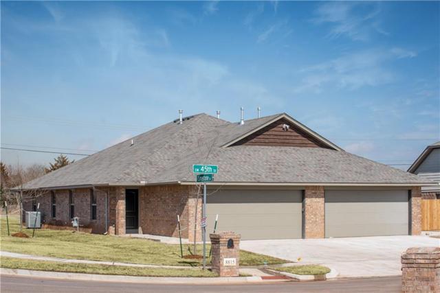 8815 SW 45th Street, Oklahoma City, OK 73179 (MLS #855578) :: Homestead & Co