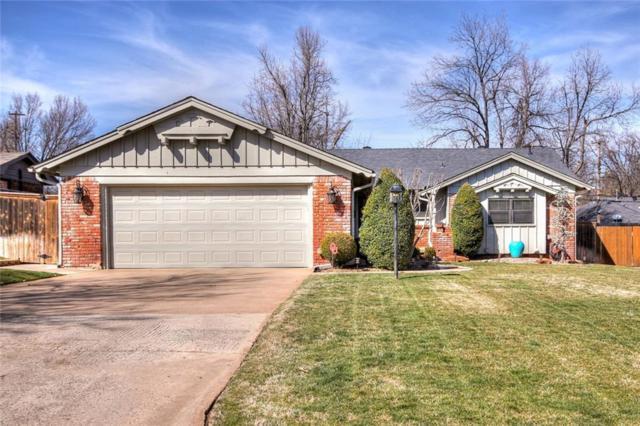 2725 Warwick Drive, Oklahoma City, OK 73116 (MLS #855657) :: Homestead & Co