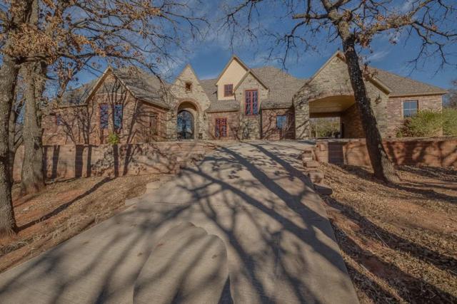 3600 Winding Lake Circle, Arcadia, OK 73007 (MLS #855680) :: Homestead & Co