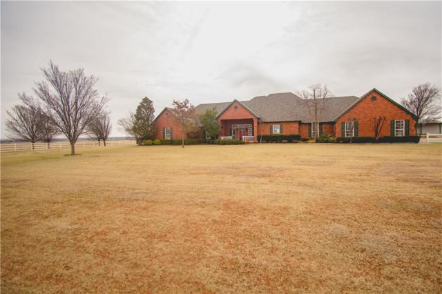 19912 E 1090 Road, Elk City, OK 73644 (MLS #855688) :: KING Real Estate Group