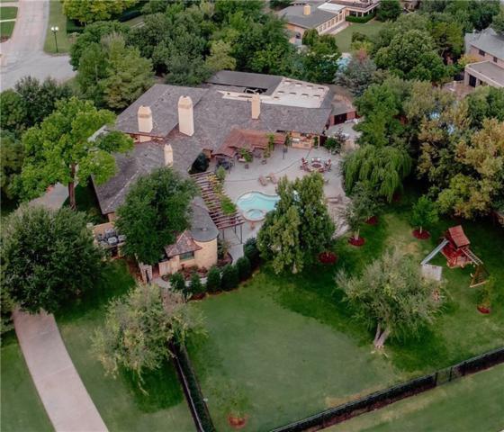 1701 Bedford Drive, Nichols Hills, OK 73116 (MLS #855734) :: Homestead & Co