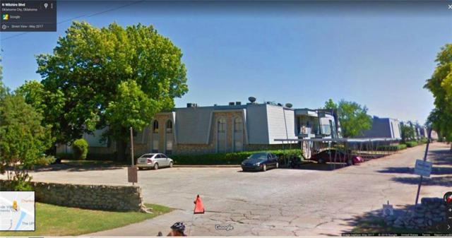 6072 Nw Expressway Street, Warr Acres, OK 73118 (MLS #855737) :: Erhardt Group at Keller Williams Mulinix OKC