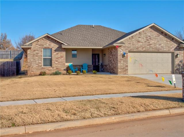 4617 Wagner Lake Drive, Yukon, OK 73099 (MLS #855864) :: Homestead & Co