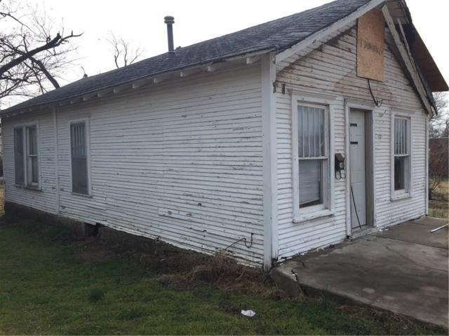 420 N Park, Seminole, OK 74868 (MLS #855927) :: Homestead & Co