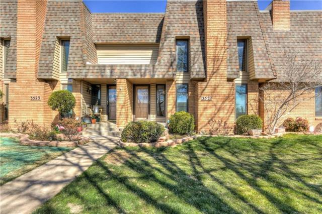3521 NW 41st Street, Oklahoma City, OK 73112 (MLS #855931) :: KING Real Estate Group