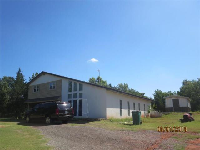 5700 N Coltrane Road, Oklahoma City, OK 73121 (MLS #855964) :: Erhardt Group at Keller Williams Mulinix OKC