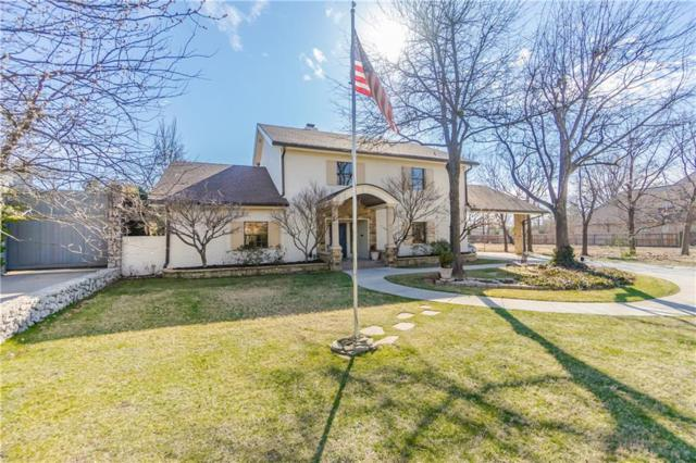 2628 Elmhurst Avenue, Oklahoma City, OK 73120 (MLS #855982) :: Erhardt Group at Keller Williams Mulinix OKC