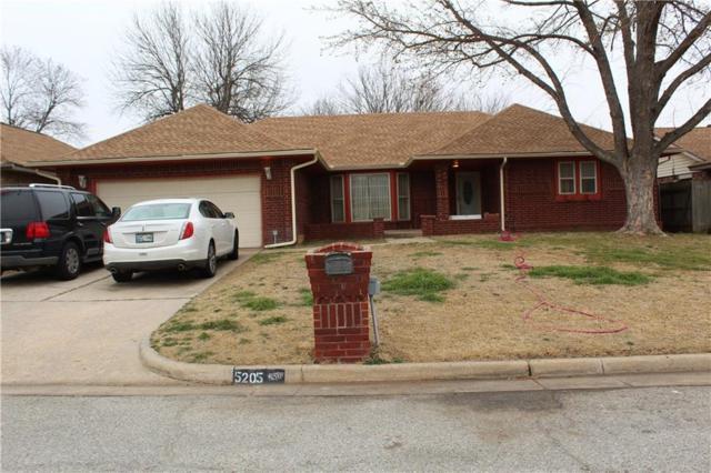 5205 SE 54 Street, Del City, OK 73135 (MLS #856145) :: Homestead & Co
