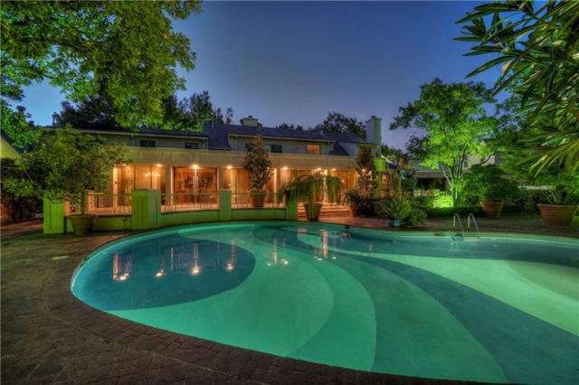 1700 Drury Lane, Nichols Hills, OK 73116 (MLS #856146) :: Homestead & Co