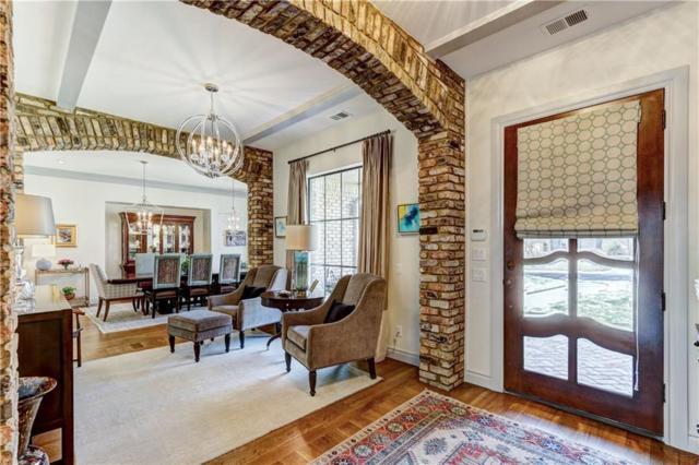 1834 Drakestone Avenue, Nichols Hills, OK 73120 (MLS #856203) :: Homestead & Co