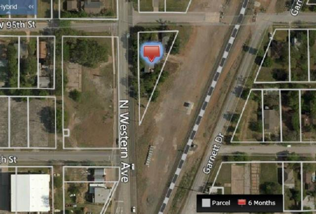 9512 N Western Avenue, Oklahoma City, OK 73114 (MLS #856216) :: KING Real Estate Group