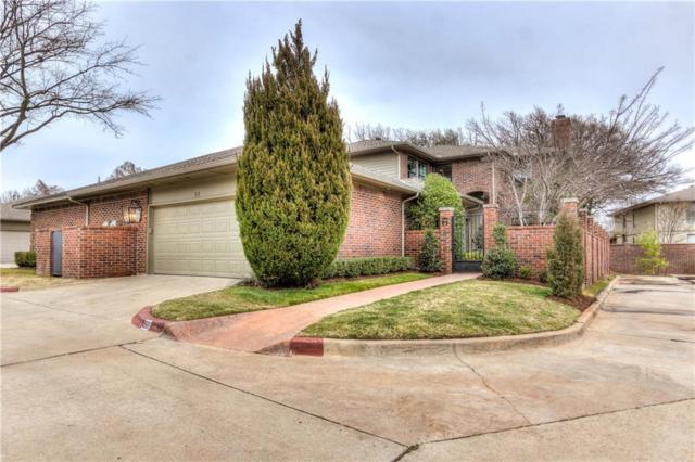 6206 Waterford Boulevard #58, Oklahoma City, OK 73118 (MLS #856298) :: Homestead & Co