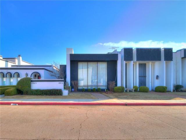 2905 Acropolis Street, Oklahoma City, OK 73120 (MLS #856332) :: Erhardt Group at Keller Williams Mulinix OKC