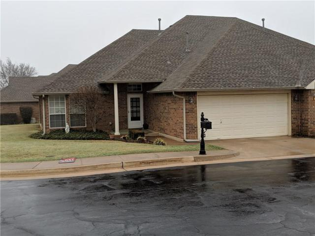 6925 NW 133rd Terrace, Oklahoma City, OK 73142 (MLS #856388) :: KING Real Estate Group