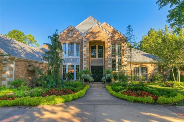 409 S Country Club Terrace, Edmond, OK 73025 (MLS #856502) :: Homestead & Co