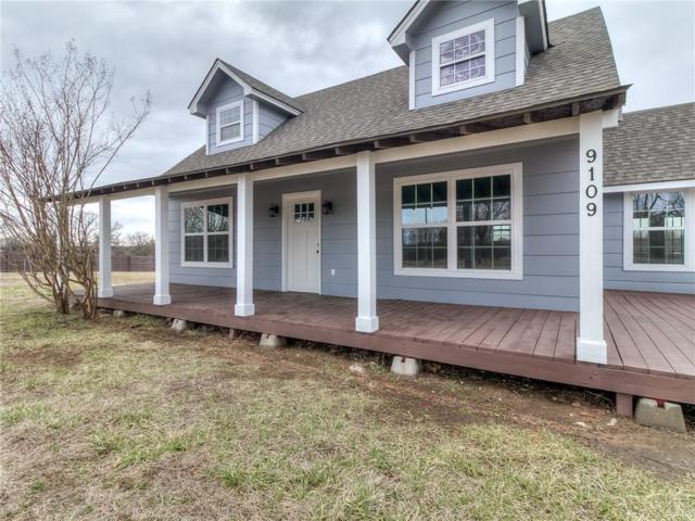9109 Sleepy Hollow Drive, Newalla, OK 74857 (MLS #856528) :: Homestead & Co