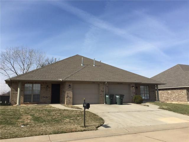 4313 Huntly Drive, Del City, OK 73115 (MLS #856680) :: KING Real Estate Group
