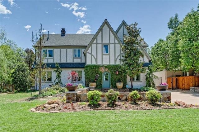1612 Camden Way, Nichols Hills, OK 73116 (MLS #856685) :: Homestead & Co