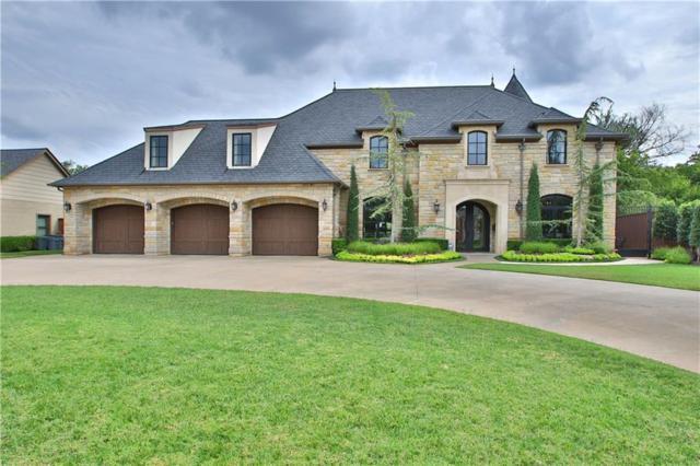 1708 Guilford Lane, Nichols Hills, OK 73120 (MLS #856698) :: Homestead & Co