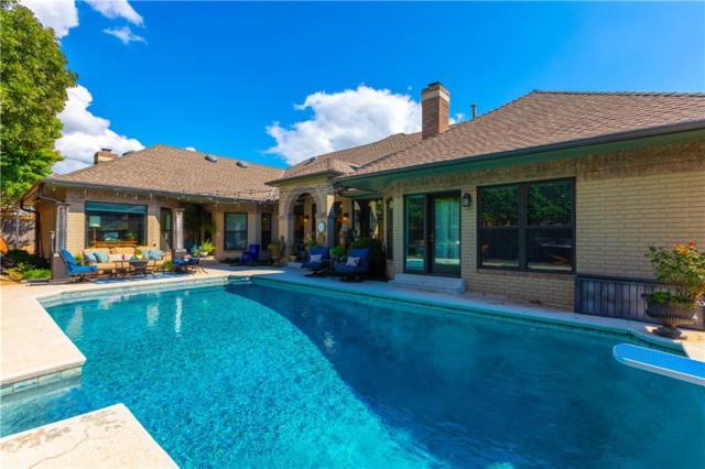 4417 Hidden Hill Road, Norman, OK 73072 (MLS #856717) :: KING Real Estate Group