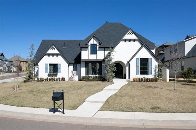 2217 Old Creek Road, Edmond, OK 73034 (MLS #856781) :: Homestead & Co
