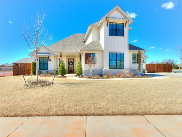 3805 Hunter Glen Drive, Oklahoma City, OK 73179 (MLS #856790) :: Homestead & Co
