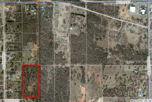 Unpltd Pt Sec 14 11N 1W (Prtl), Choctaw, OK 73020 (MLS #856904) :: KING Real Estate Group