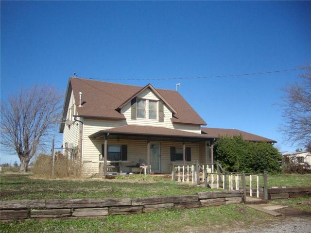 3130 County Road 1030, Hydro, Hydro, OK 73048 (MLS #856948) :: Erhardt Group at Keller Williams Mulinix OKC