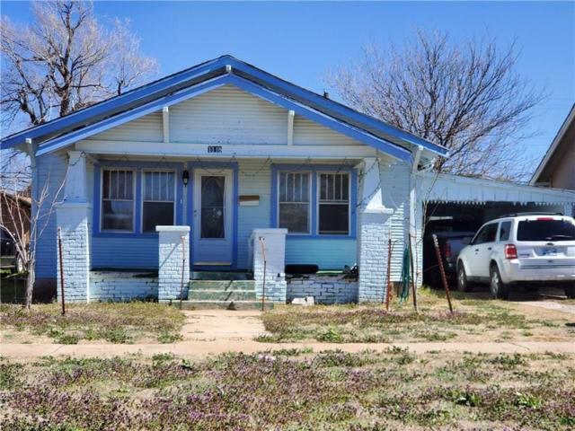 1118 N Lee Street, Altus, OK 73521 (MLS #856988) :: Homestead & Co