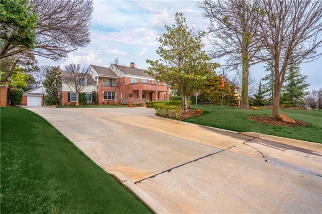 1205 Glenwood Avenue, Nichols Hills, OK 73116 (MLS #857016) :: Homestead & Co