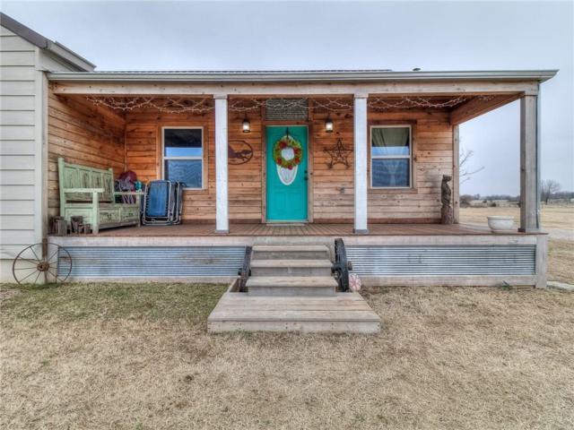 13500 NE 63rd Street, Choctaw, OK 73020 (MLS #857062) :: KING Real Estate Group