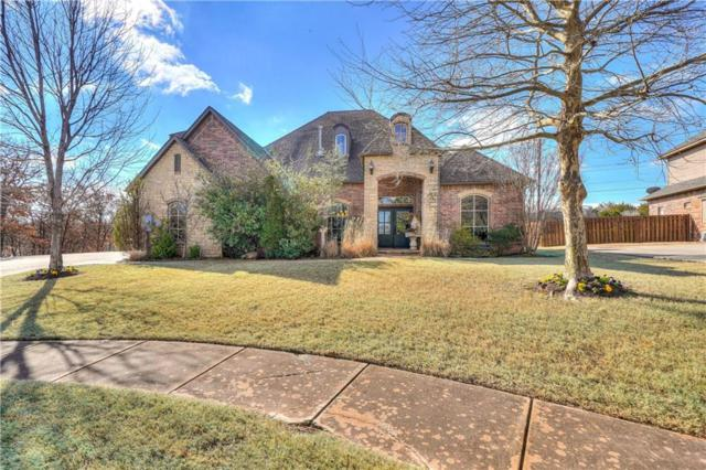 3516 Sawgrass Road, Edmond, OK 73034 (MLS #857063) :: Homestead & Co