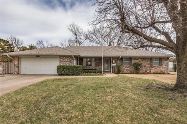 3104 Goshen Drive, Oklahoma City, OK 73120 (MLS #857160) :: Homestead & Co