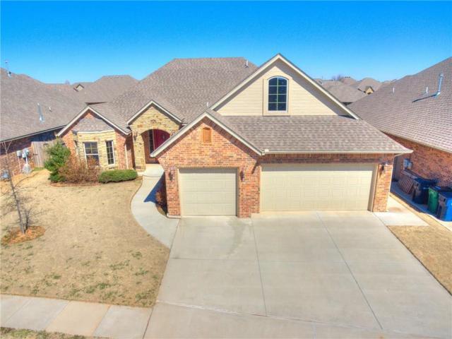 8813 NW 109th Street, Oklahoma City, OK 73162 (MLS #857218) :: Homestead & Co