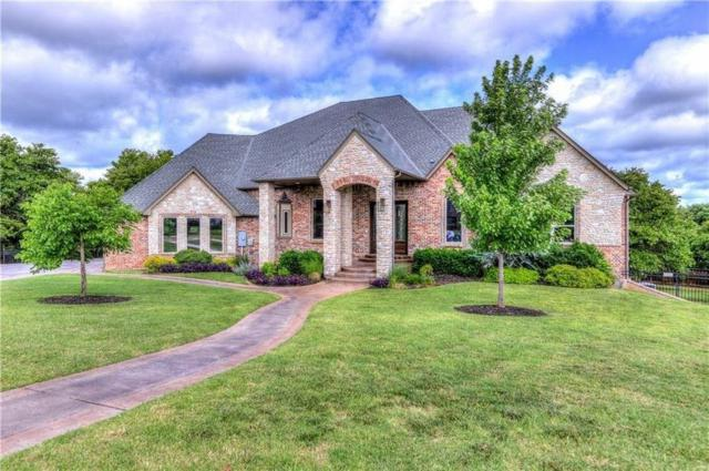 4317 Slate Bridge Road, Edmond, OK 73034 (MLS #857236) :: Homestead & Co