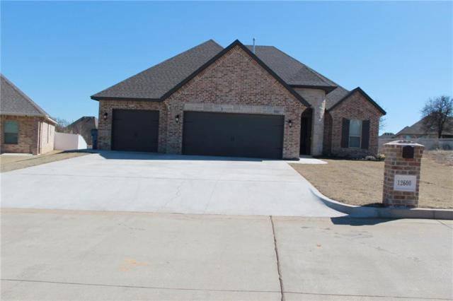 12600 Shady Hollow Drive, Choctaw, OK 73020 (MLS #857257) :: KING Real Estate Group