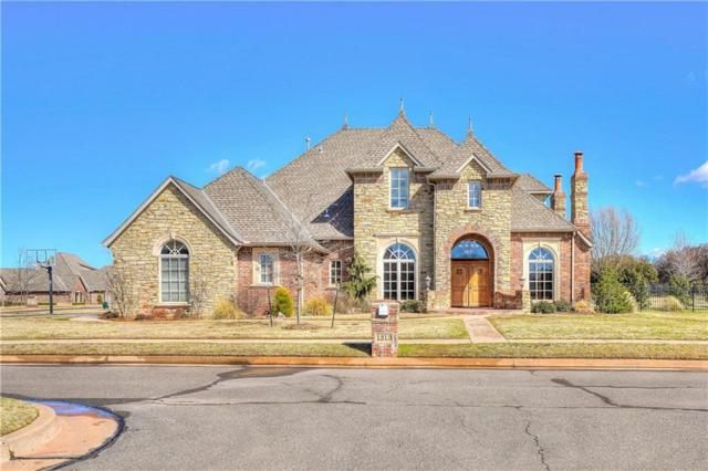 1313 Wb Meyer Parkway, Edmond, OK 73025 (MLS #857340) :: Homestead & Co
