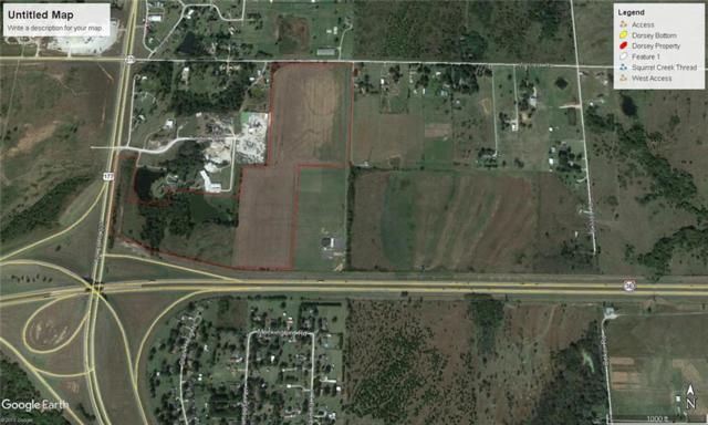 00 N Hwy 177 & I-40 Highway, Shawnee, OK 74804 (MLS #857351) :: Erhardt Group at Keller Williams Mulinix OKC