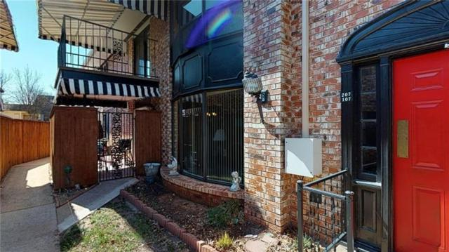 2525 NW 62nd Street #107, Oklahoma City, OK 73112 (MLS #857366) :: Homestead & Co