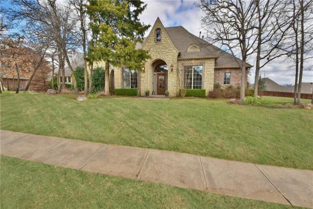 3325 Findhorn Drive, Edmond, OK 73034 (MLS #857398) :: Homestead & Co