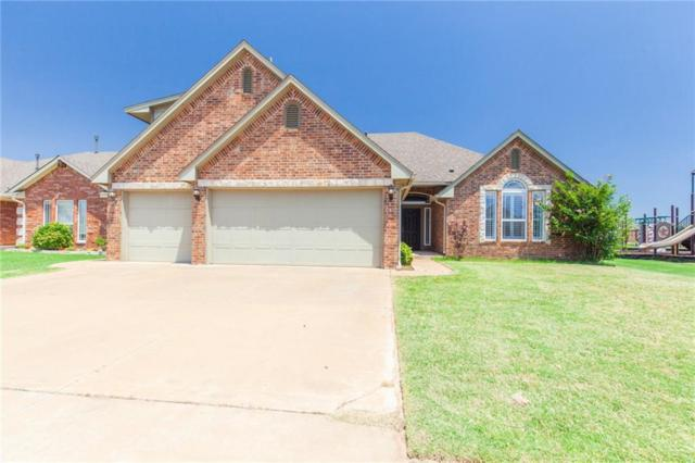 2405 NW 151st Street, Edmond, OK 73013 (MLS #857417) :: Homestead & Co